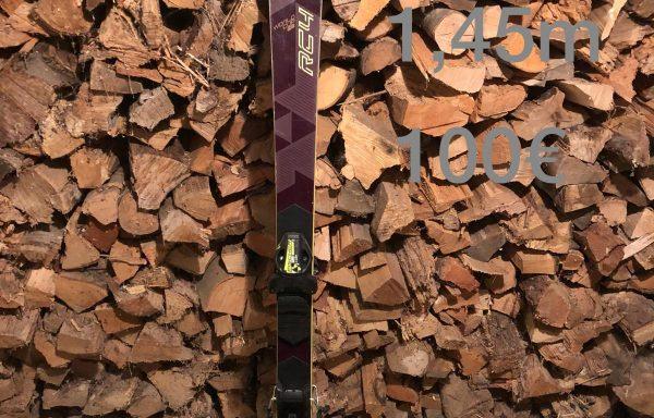 Fischer RC4 GS 145cm