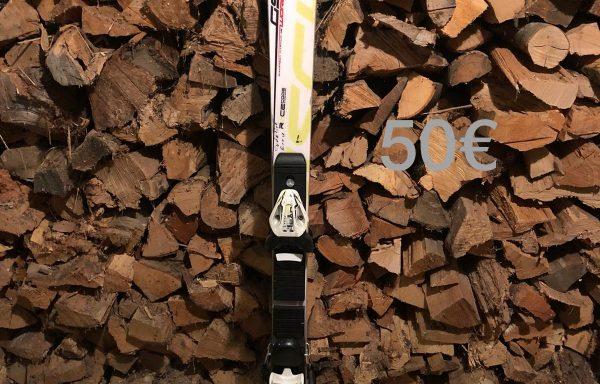Fischer RC4 GS 145 cm