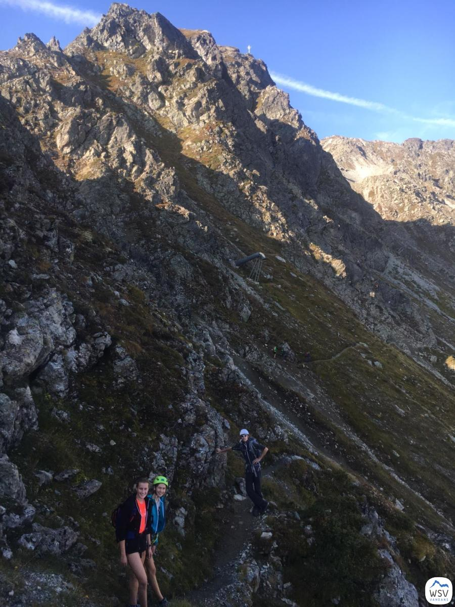 Klettersteig Gargellner Köpfe (01)