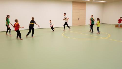 Konditionstraining Halle-2 2019