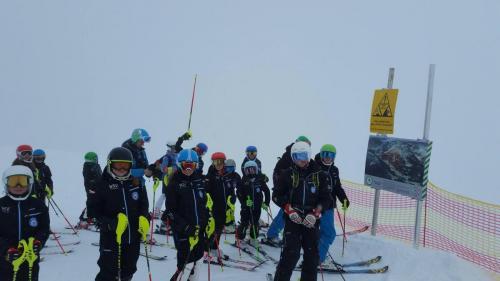 Skiroute Gauertal