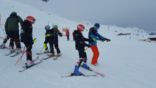 Skitraining 20. Jänner 18