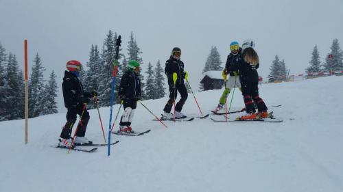 Skitraining 19. Jänner 18
