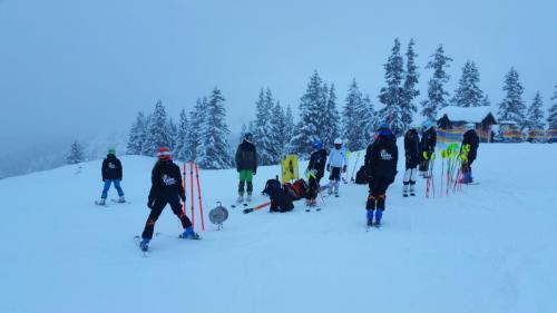 Slalomtraining 12 Jänner 19